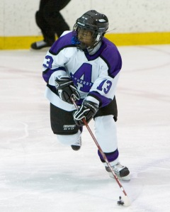 Tarasai Karega was a standout player for Amherst College. (Photo/Amherst College)