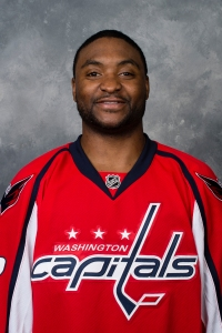 Washington Capitals' Joel Ward.