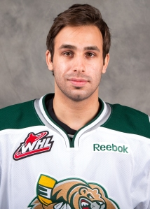 Everett Silvertips' Manraj Hayer (Photo: Christopher Mast Images)