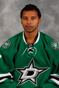 Dallas defenseman Trevor Daley.