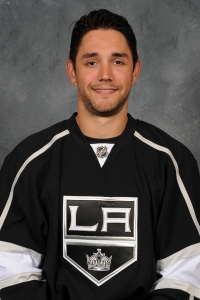 Mr. Overtime, Alec Martinez of Los Angeles Kings.