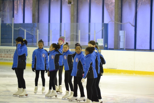NBC takes a look at Fort Dupont Ice Arena's Kids on Ice program.