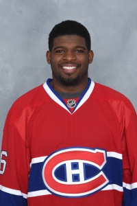 Montreal Canadiens defenseman P.K. Subban wasn't among the players picked for Canada's World Cup of Hockey team.