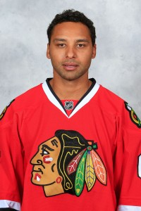 Traded to Pittsburgh by Chicago, defenseman Trevor Daley may get his name on the Stanley Cup.