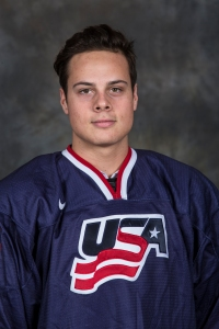 Auston Matthews is poised to go from Arizona to Zurich to the NHL Number One draft pick.