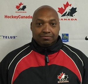 Coach and hockey dad Cyril Bollers