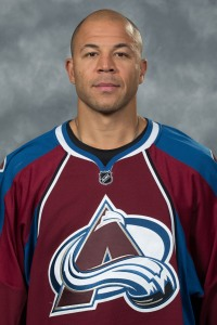 Jarome Iginla, F, Colorado Avalanche