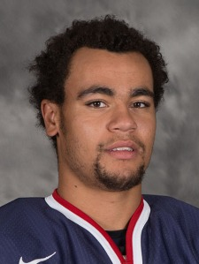 Team USA's Jordan Greenway